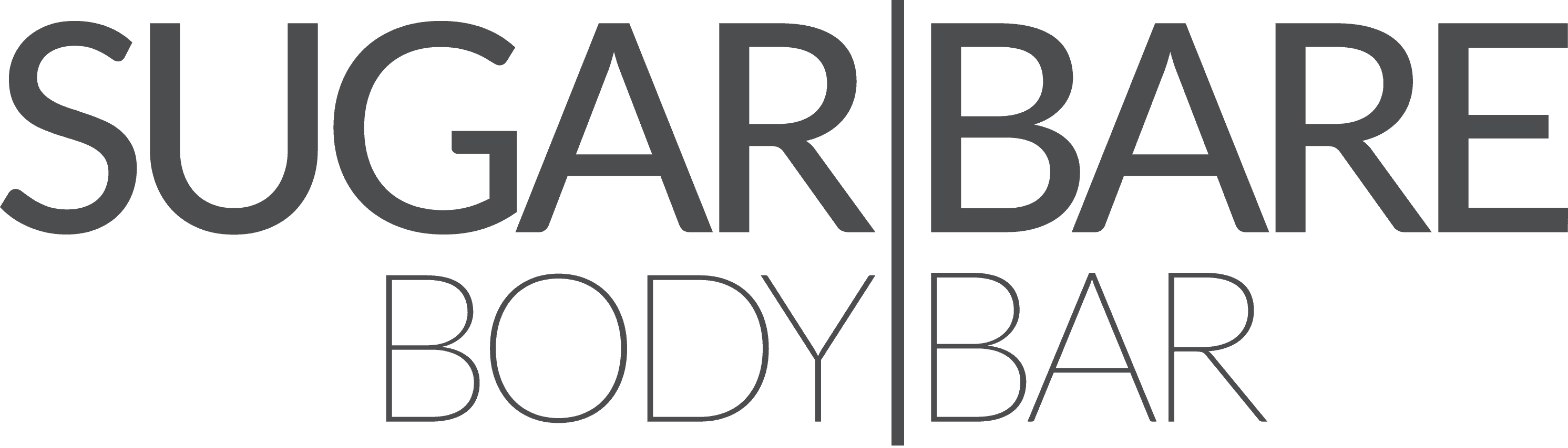 Sugar Bare Body Bar Logo